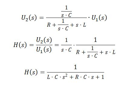 State space representation of RLC circuit - example 1