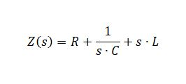 state space representation - RLC circuit equation 1