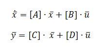 state space representation - RLC circuit equation 4