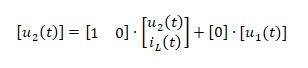 state space representation - RLC circuit equation 11