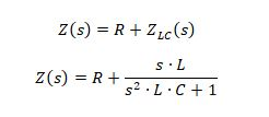 state space representation - RLC circuit equation 2