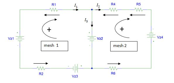direct current electric circuit
