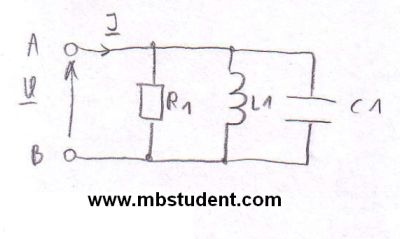 Total impedance Z - example 7.