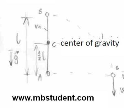 Mechanics dynamics - example 3.